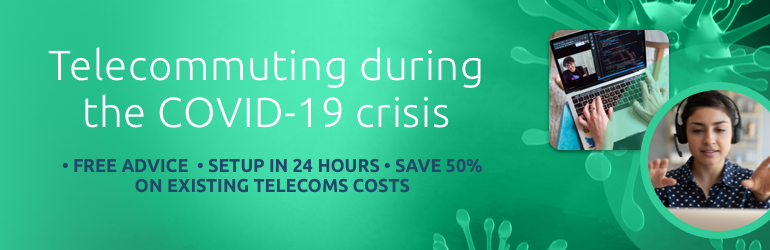 T4Com Business VoIP during COVID-19 Crisis