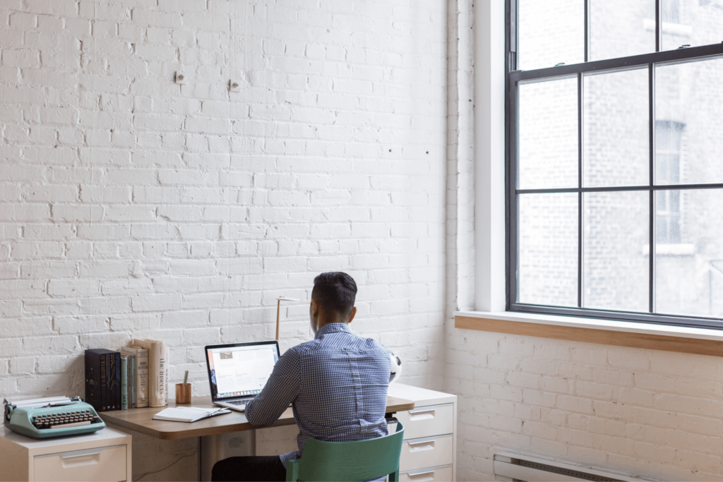 Leaning into remote working